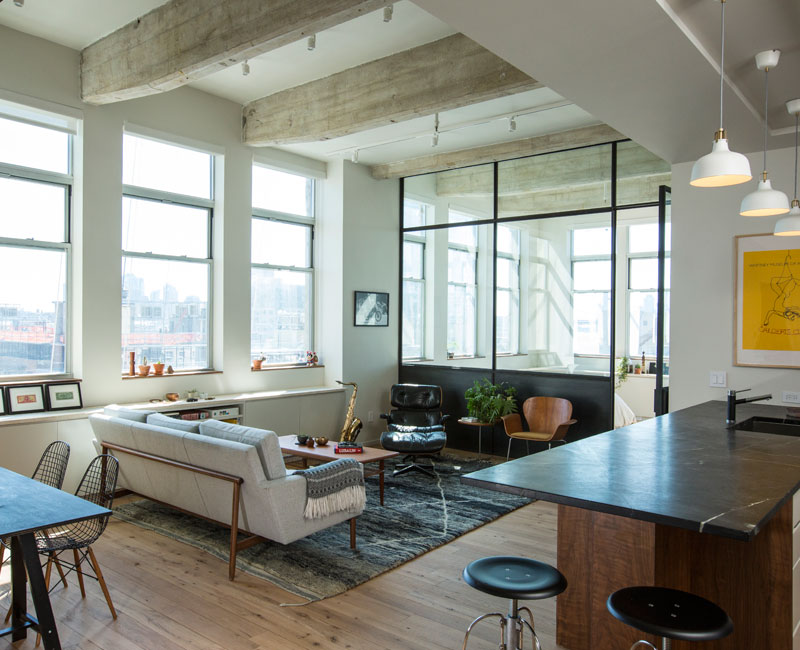 THE GRETCH LOFT - WILLIAMSBURG, BROOKLYN