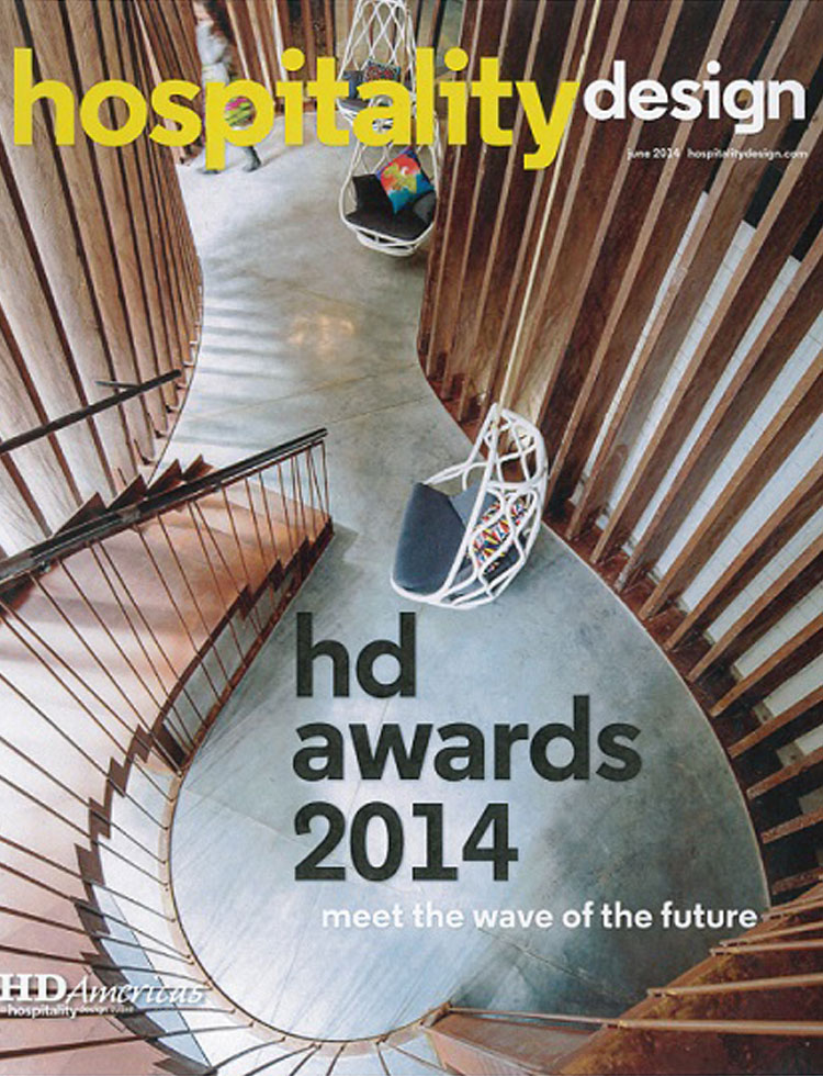 HOSPITALITY DESIGN AWARDS / WINNER