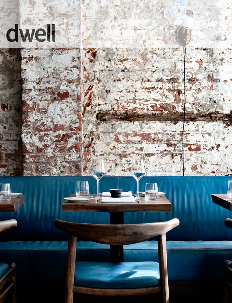 DWELL / THE 10 BEST-DESIGNED RESTAURANTS IN AMERICA