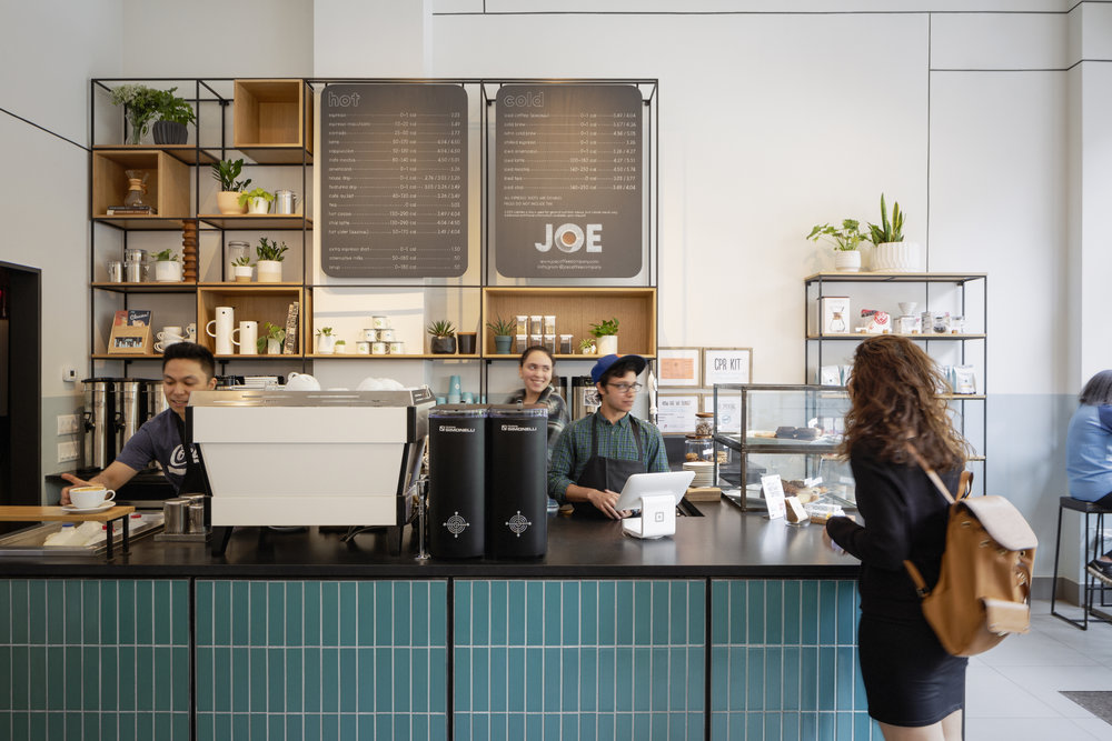 JOE COFFEE - UPPER WEST SIDE
