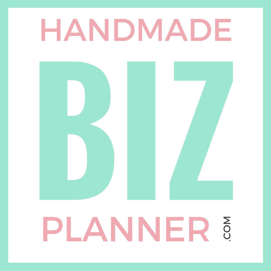 The Handmade Biz planner