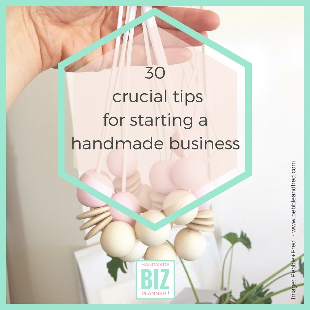 Join the Handmade Biz Planner today and collect your FREE download!