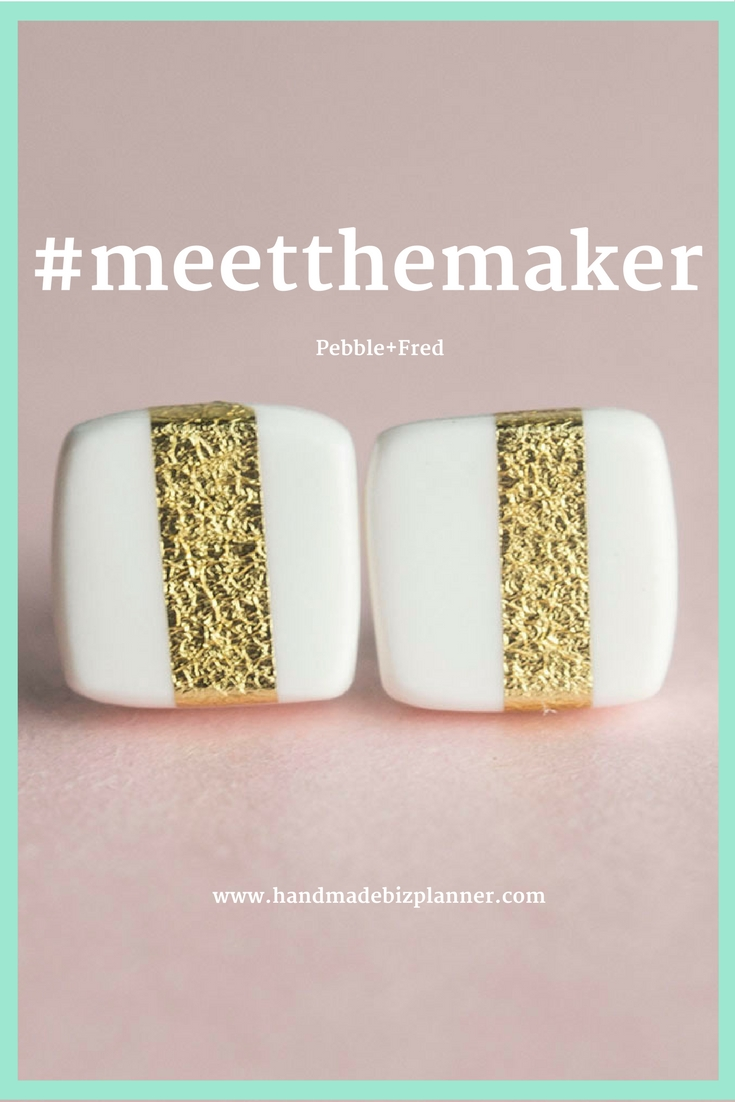 handmade biz planner meet the maker Q and A