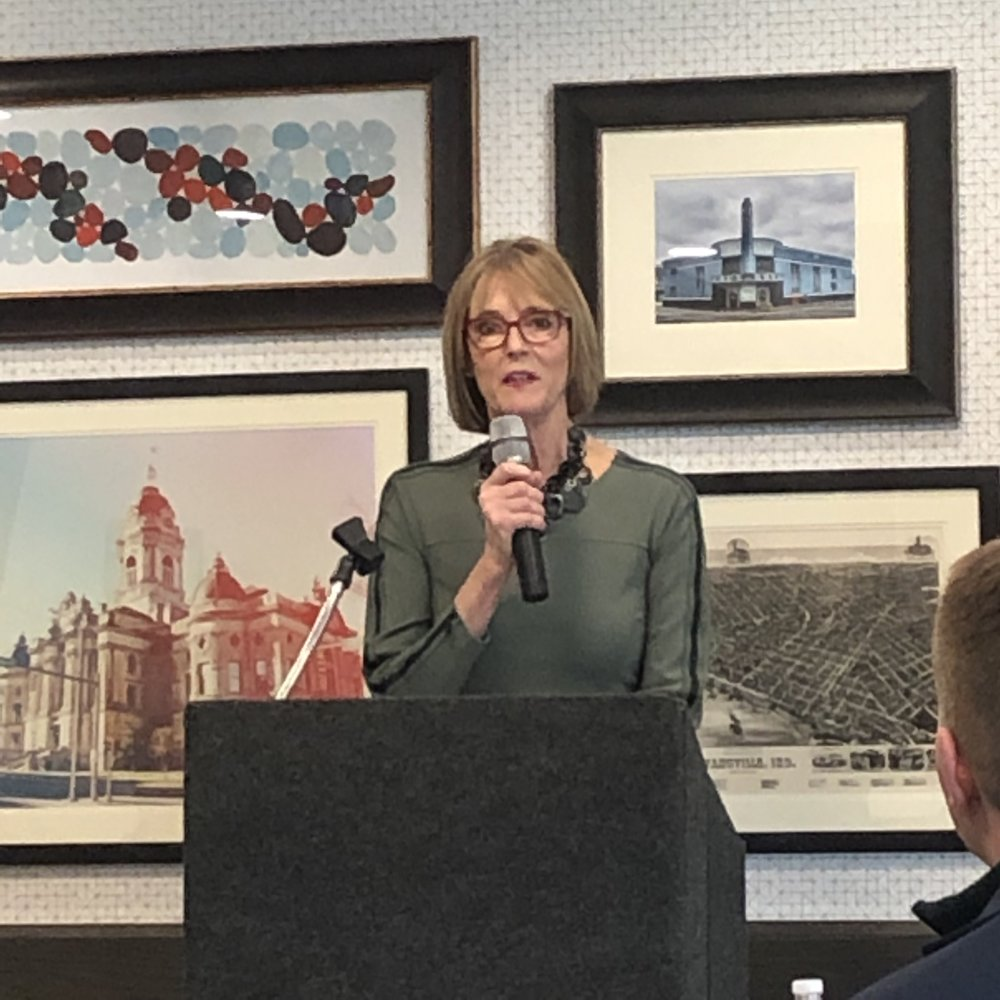 Indiana Lt. Governor Suzanne Crouch