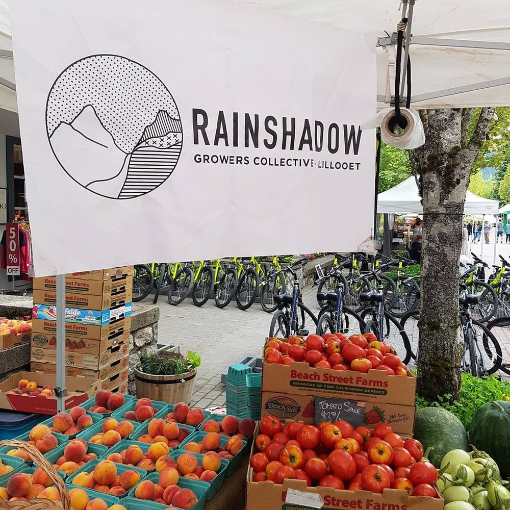 Rainshadow Growers - Farm Produce, Value added farm products
