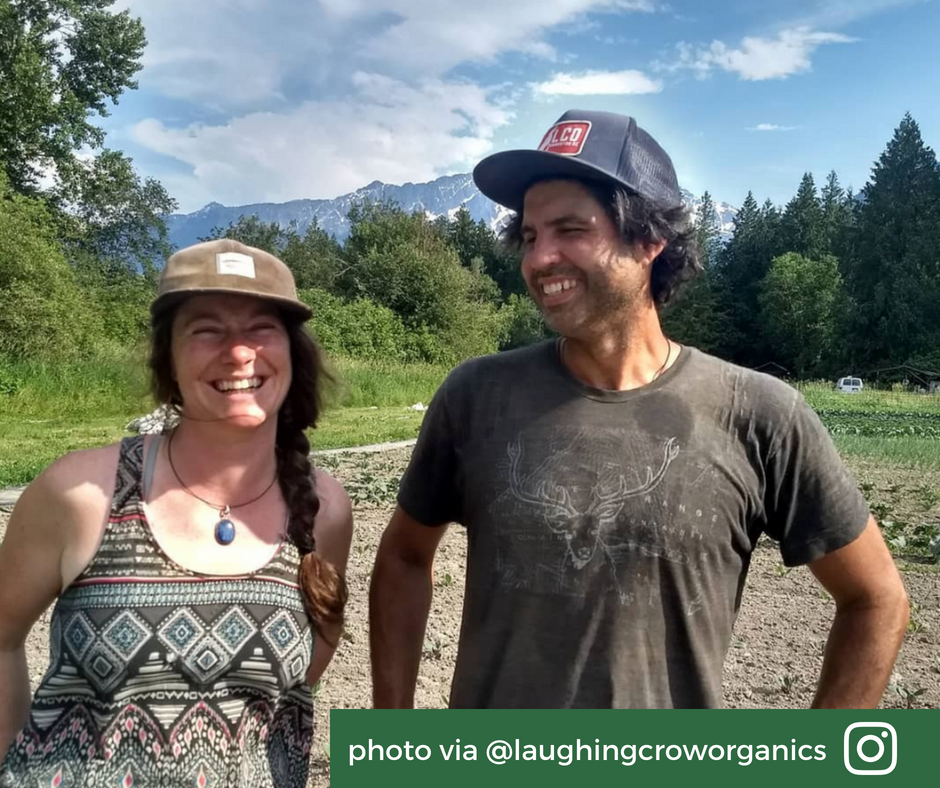 Laughing Crow Organics -