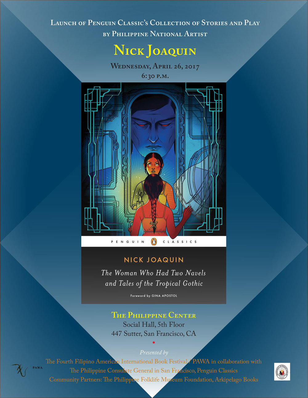 conflict of the woman who had two navels The woman who had two navels by nick joaquin description: this novel by joaquin is a literary assessment of the influence of the past to the time encompassing events in the philippines after world war ii, an examination of an assortment of legacy and heritage and the questions of how can an individual exercise free will and how to deal with the.