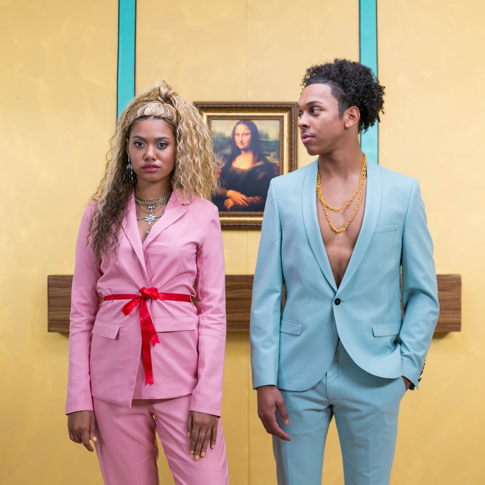 APES**T - BEYONCE & JAY-Z - This makes for a great couple costume. Love it so much!