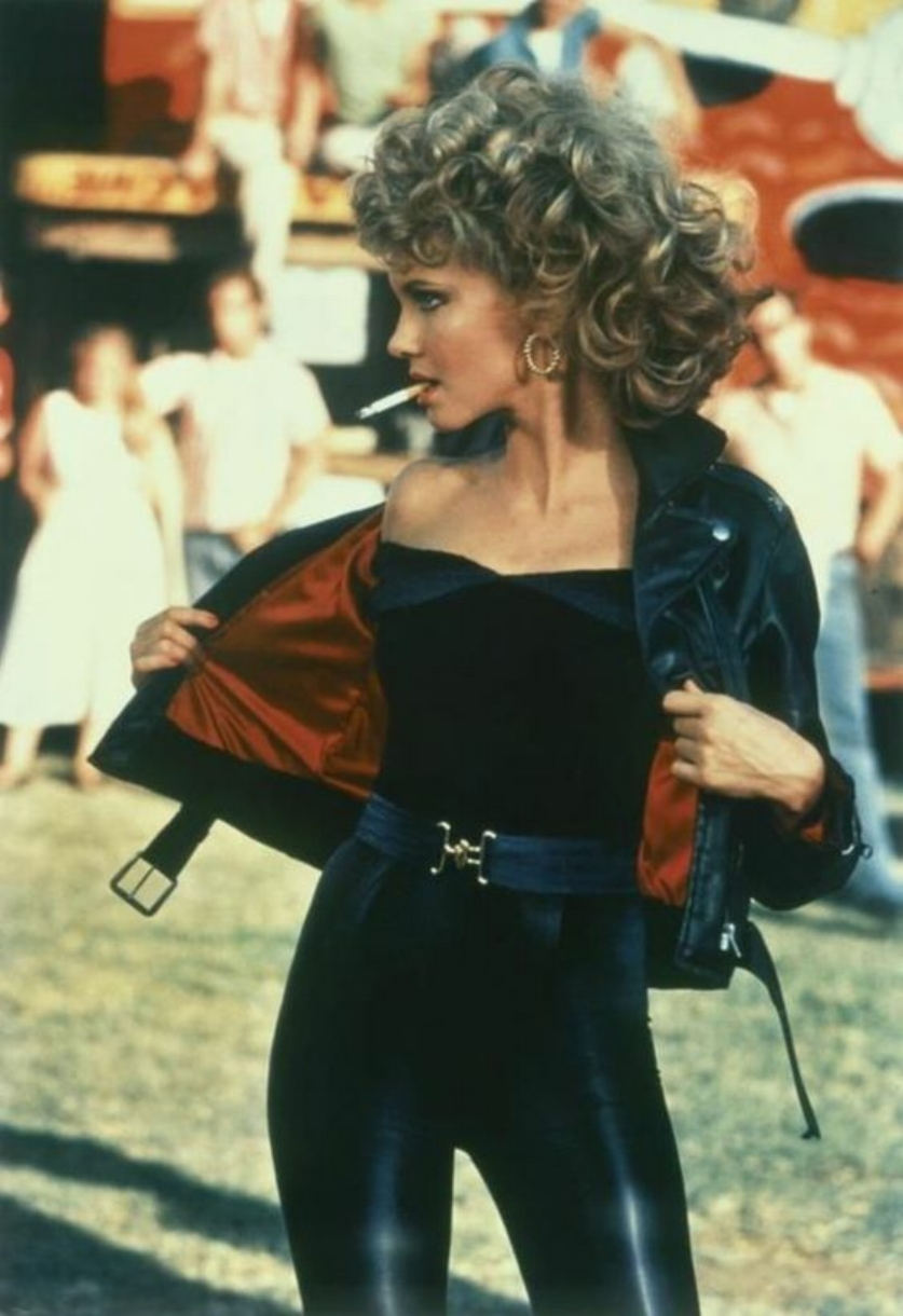 GREASE - SANDY - I've got chills.They're multiplying.