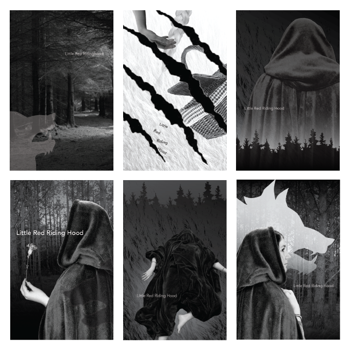 :iterations of Little Red Riding Hood