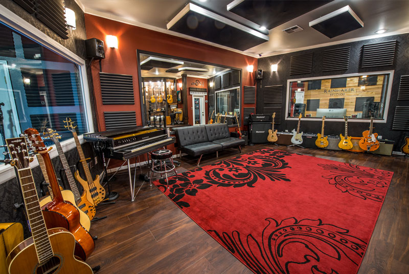 Rainmaker Studios in Pasco, WA. - Photograph by Scott Butner