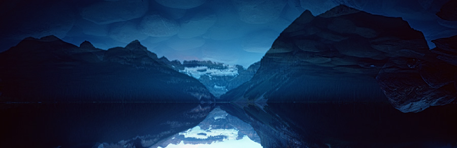 Lake Louise, Reality So Subtle 141 6x17, 20 seconds