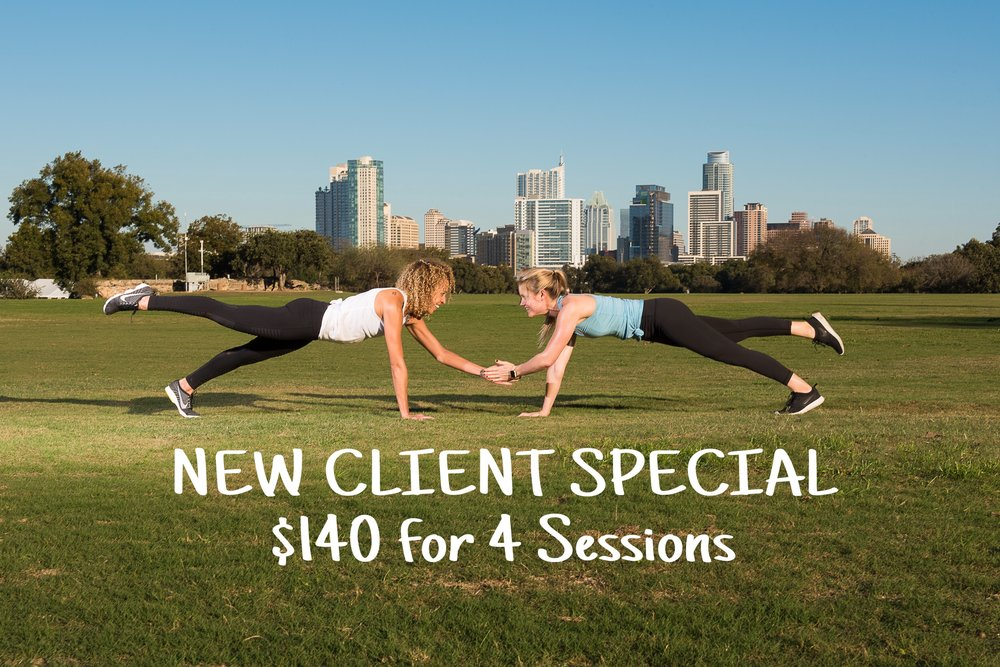 Choose your 30-45 mins. Private Yoga or Barre Session (Expires 2 months from purchase.)  See Private Workouts for more information on these sessions and to schedule!