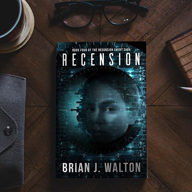 RECENSION: BOOK FOUR OF THE RECURSION EVENT SAGA is now available for purchase in both ebook and paperback formats.  AMAZON: Ebook: $2.99 http://mybook.to/Recension  Paperback: $6.99 http://mybook.to/RecensionPaperback  ALL OTHER SELLERS: ($2.99) https://www.books2read.com/u/b5rx2l  HAPPY READING!