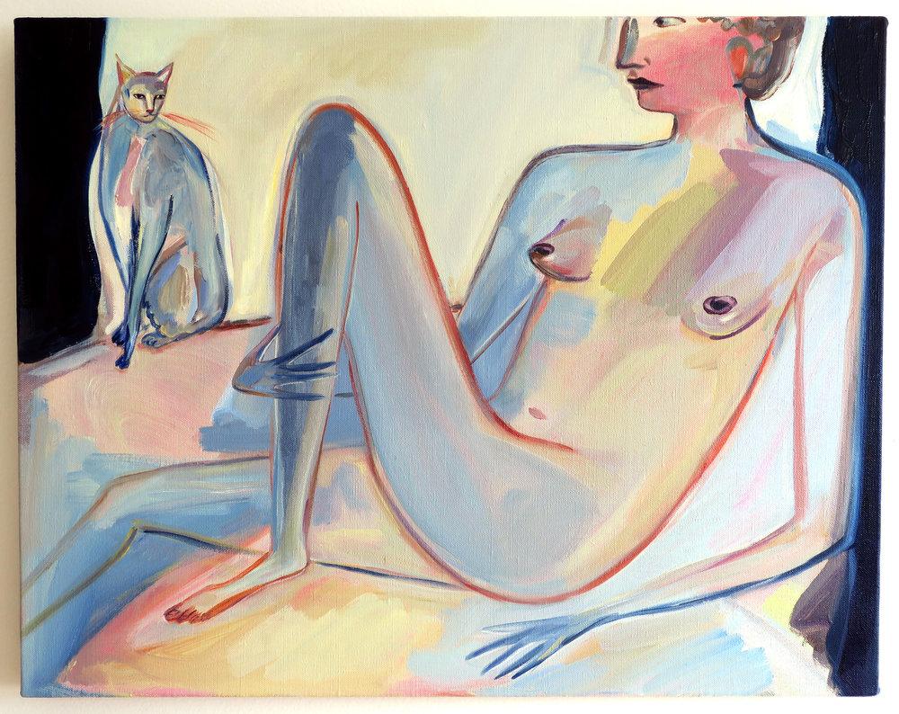 Eve Ackroyd - Untitled Tall Woman