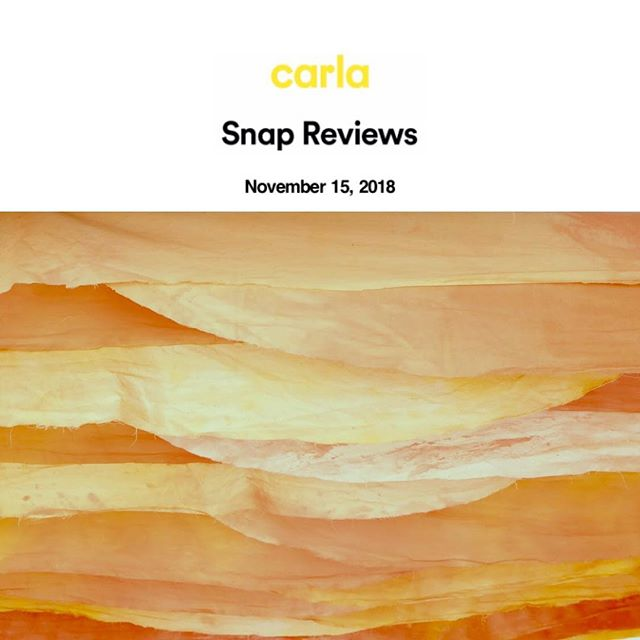The reviews rolled in today. Check out CARLA's take on Avalon and let us know what you think. Thank you to Lindsay Zappos Preston for your take. #carla #avalon #lilahslagerrose #jeannagai #hilde