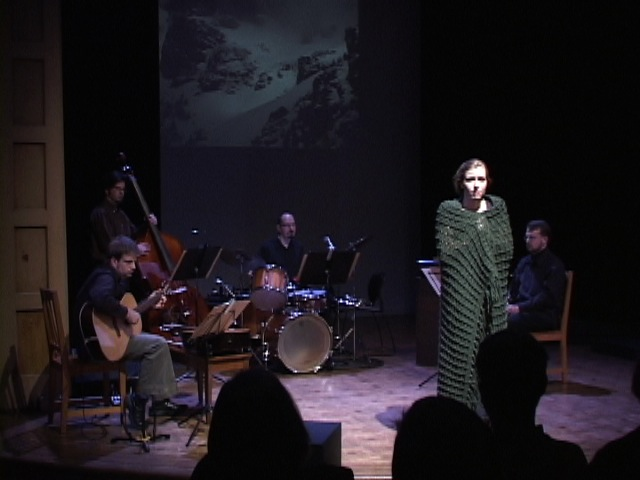 Hunger performance, 2008
