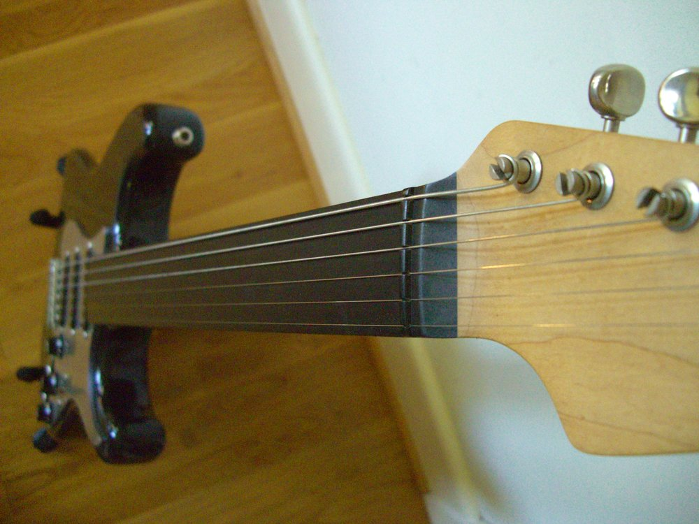 First Fretless