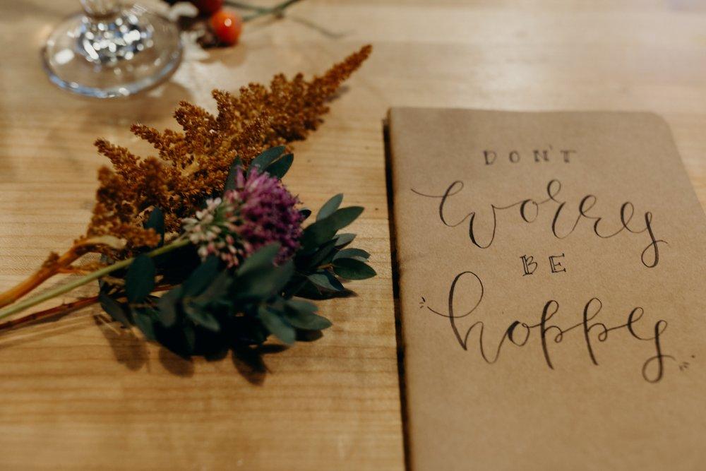 Fort Collins Calligraphy Workshop