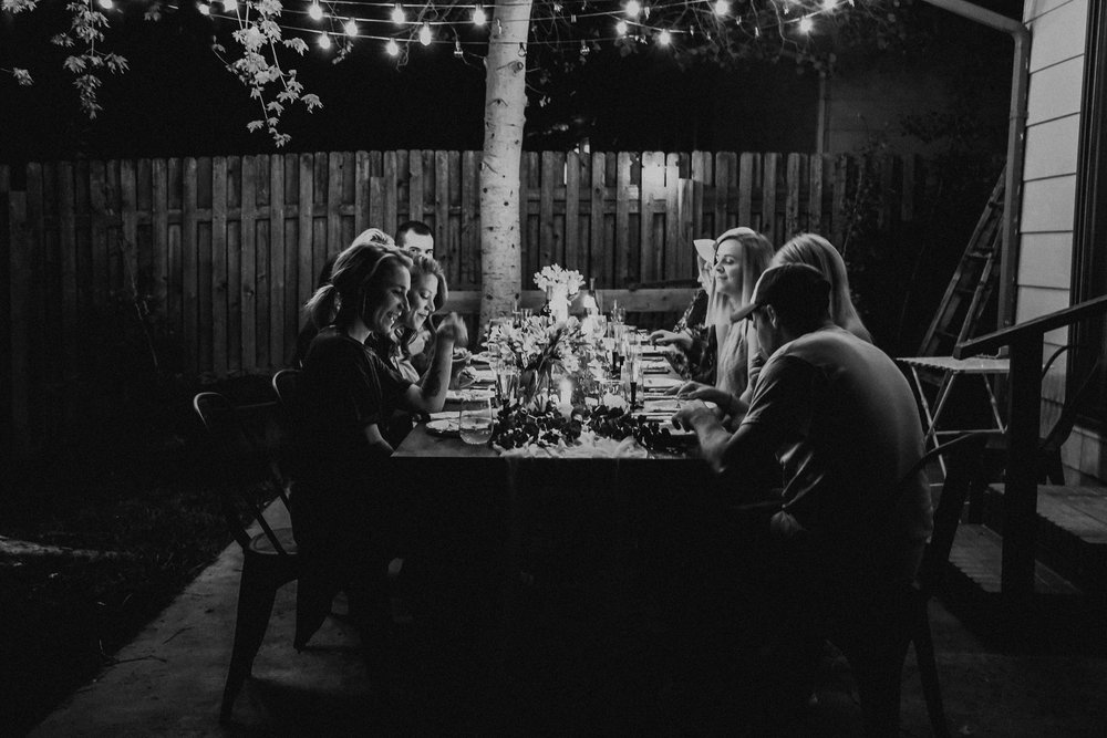 Dinner Party Event Design