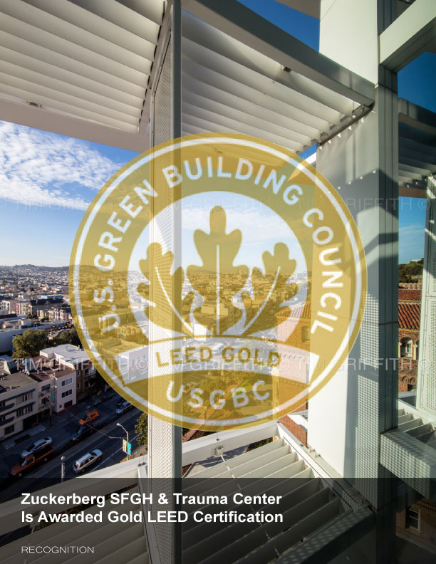 SFGH-LEED-Gold-Certification