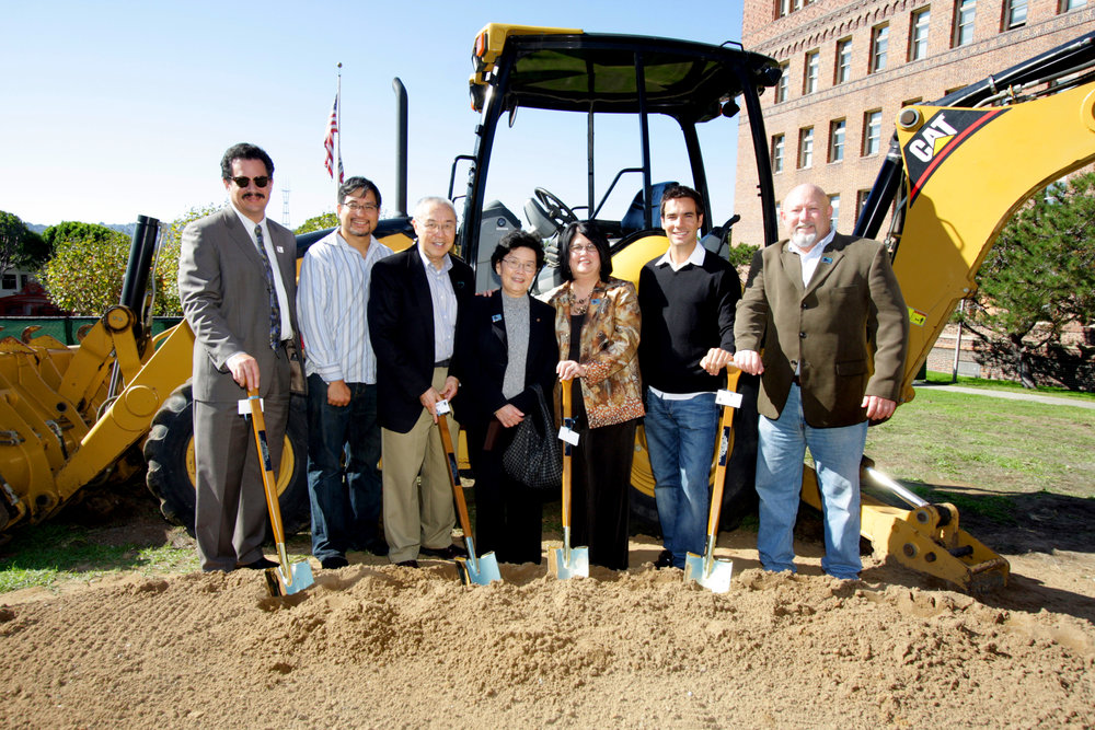 SFGH Ground Breaking