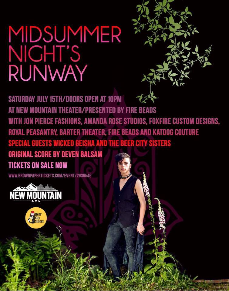 July 15, 2017 - Midsummer Night Runway