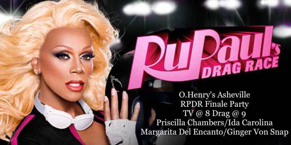 June 23, 2017 - Drag Race Viewing Party