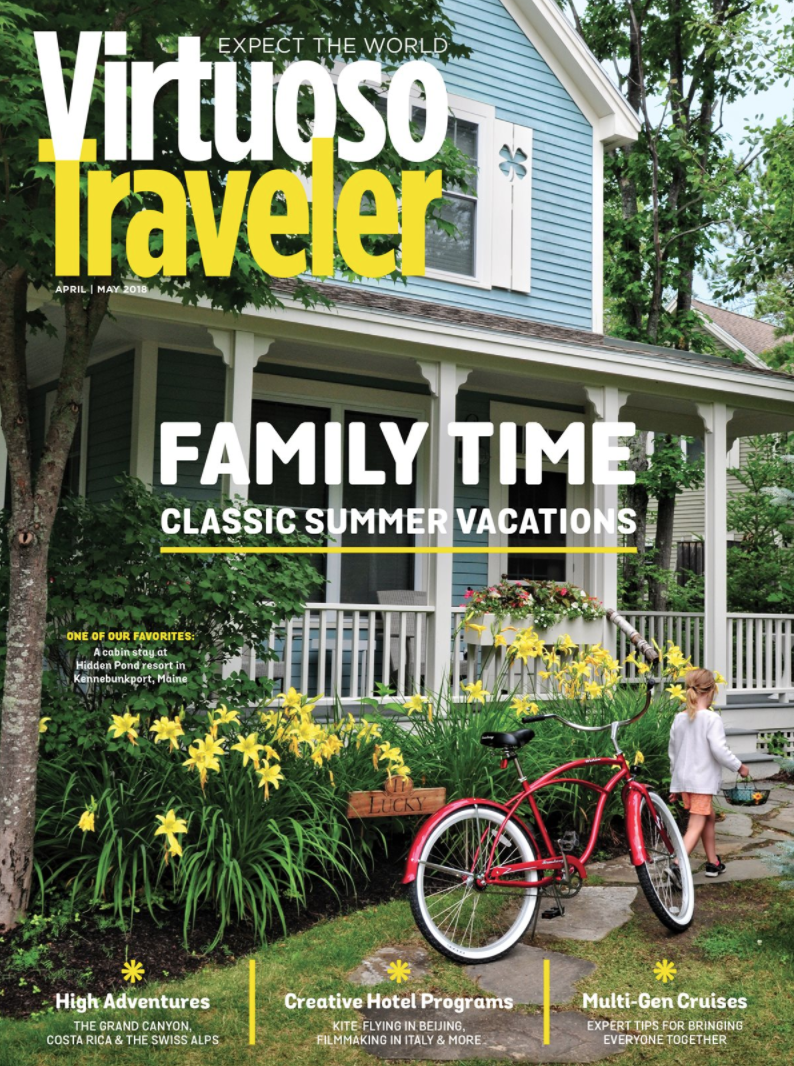 Virtuoso Traveler Magazine