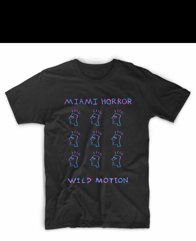 Wild Motion Tee