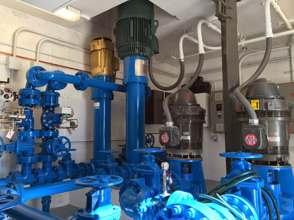 Blackhawk Booster Pump Station (Click photo to learn more!)