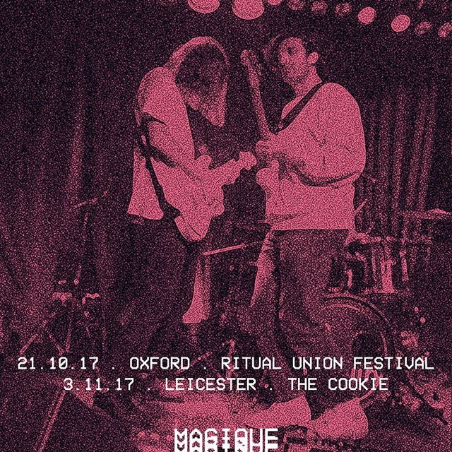 Pouring our hearts into @ritualunionoxford this Saturday and @_thecookie on Friday 3rd November. Come hang out and see some A grade soft rock and sad pop first hand. Tickets available from the link in the bio. 💋