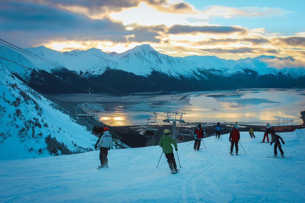 Alyeska, Alaska.