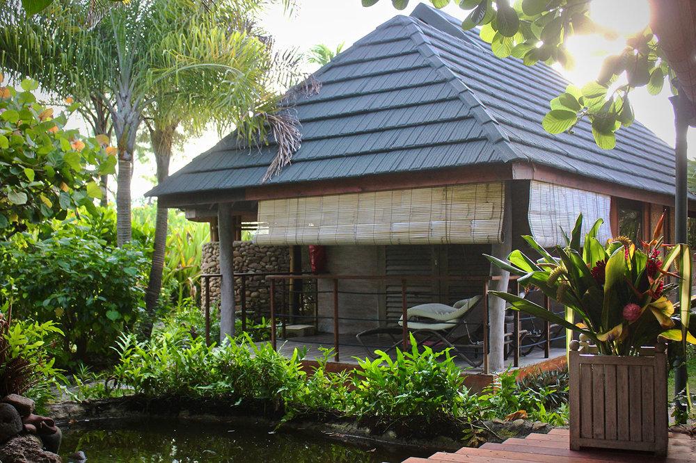 Green Lodge, Moorea