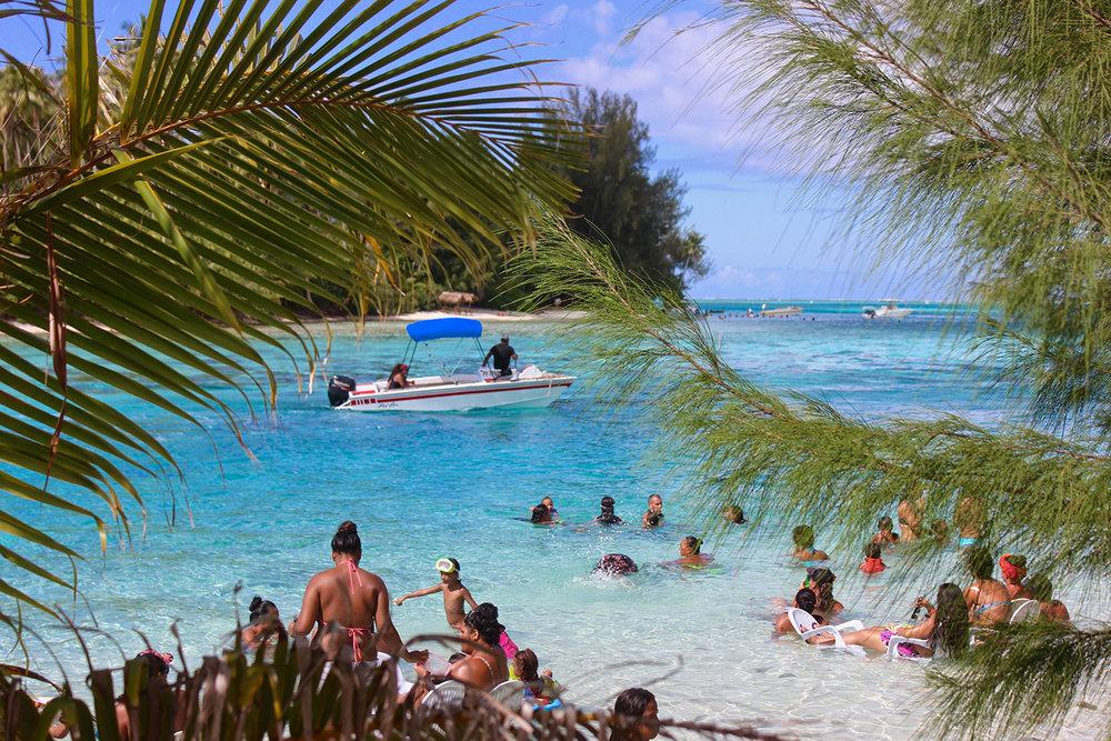 Island Easter Celebration Tahiti