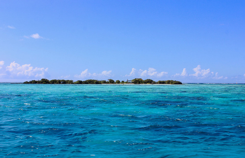 French Polynesia Secluded Island