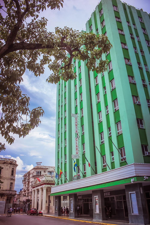 The Hotel Libre. Santa Clara, Cuba.