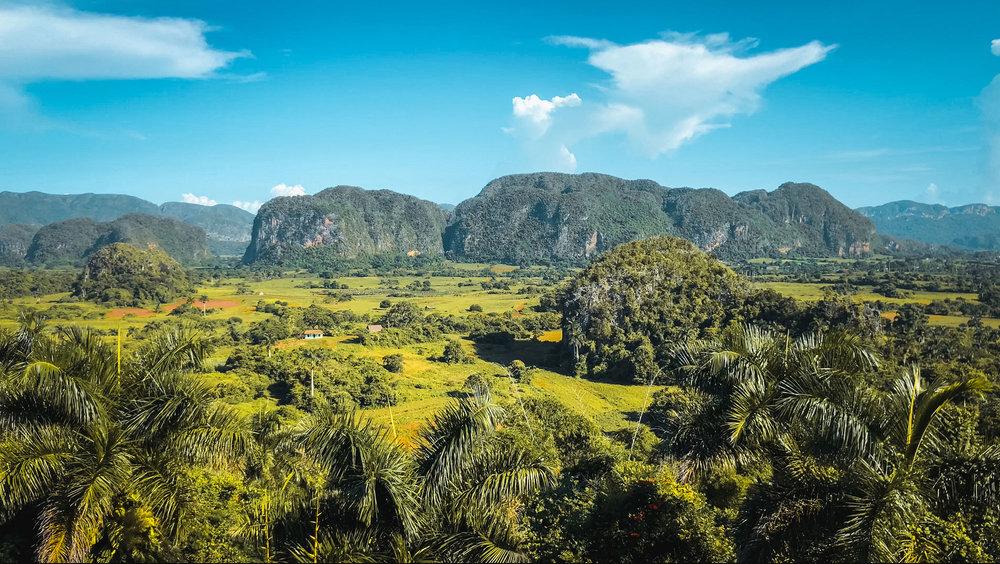 Vinales Valley National Park Cuba