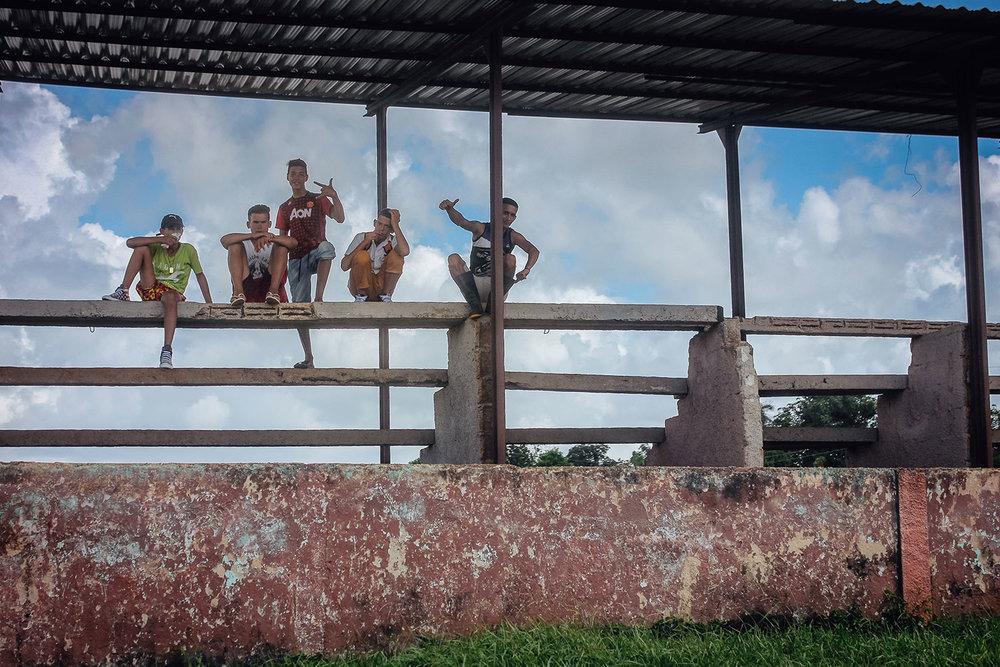 Cuban Boys Greet