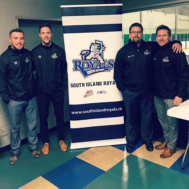 It was a successful prospect camp for the Royals. We are very excited for the 2018/19 season