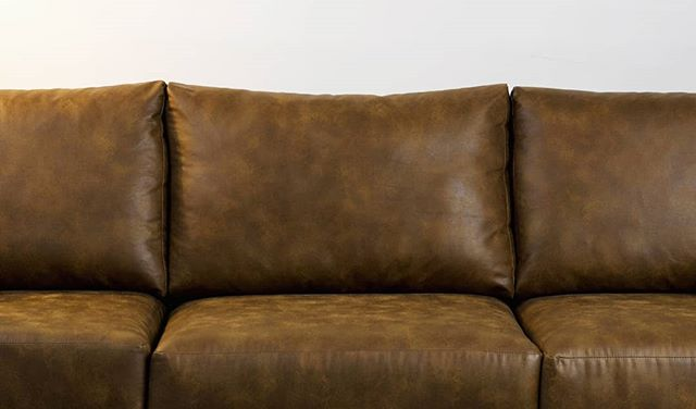 It's not vinyl, it's not leather, its a 100% polyester fabric! Breathes and sits well, our new City Club, shown in Tan, looks great made up and we're loving it!  #icantbelieveitsnotleather #sophisticated #notvinyl #sofa #cropshot #fabric #upholstery #textiles #design #colour #palette #interiordesign #melbourne #profilefabrics #creative #homeinspo #inspiration #texture #tone #colourinspo #fresh #inspiration #interior