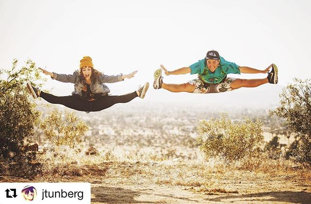 #Repost @jtunberg with @repostapp ・・・ We like to have fun in between takes. @reneefelicesmith and @ethankaslow showing off some mad skills! #therelationtrip 📽