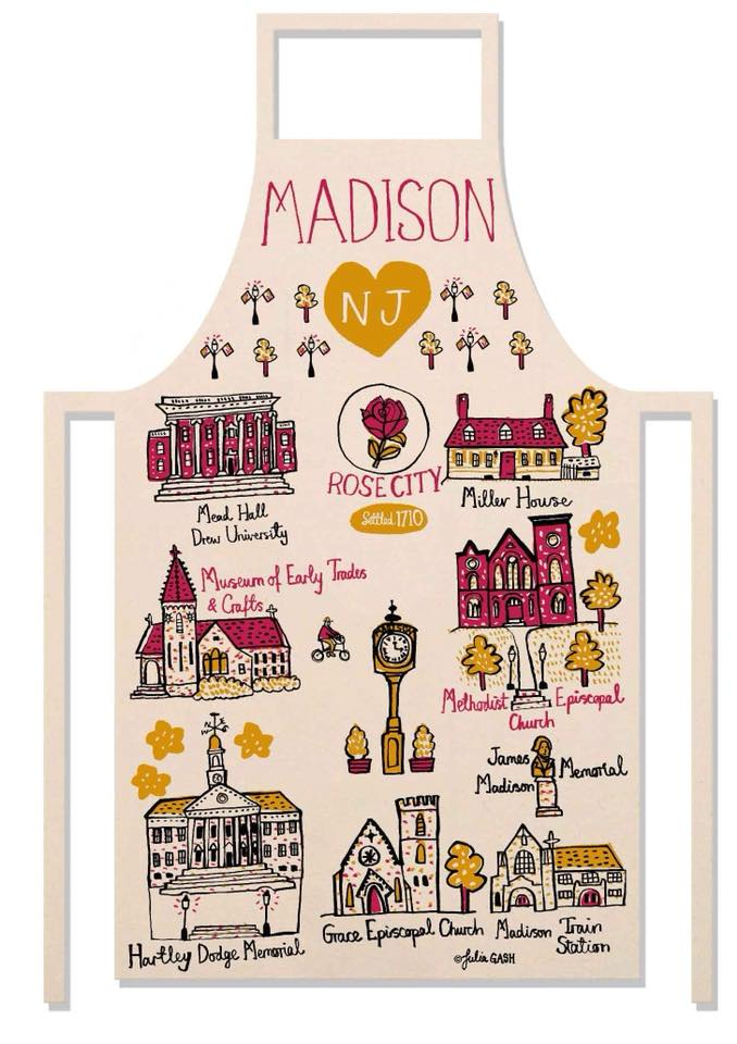 Aprons, coasters and trays available at Madison Pharmacy!  A donation to the MECF will be made for every purchase.