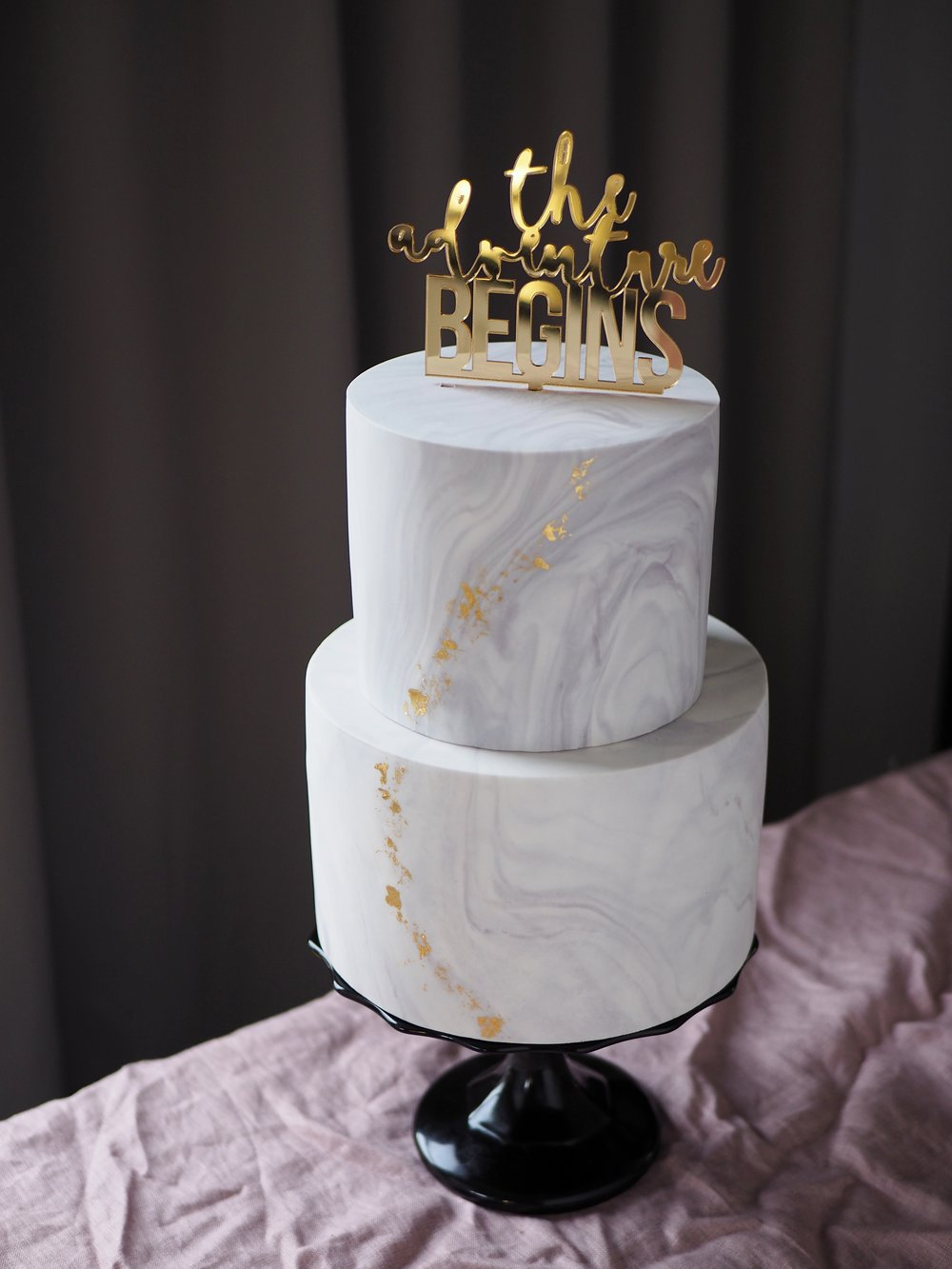 2017-05-16 cake topper the adventure begins gold 3.JPG