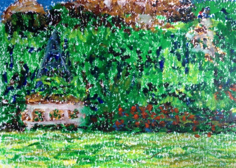Mille Dene Garden - Cricket Green