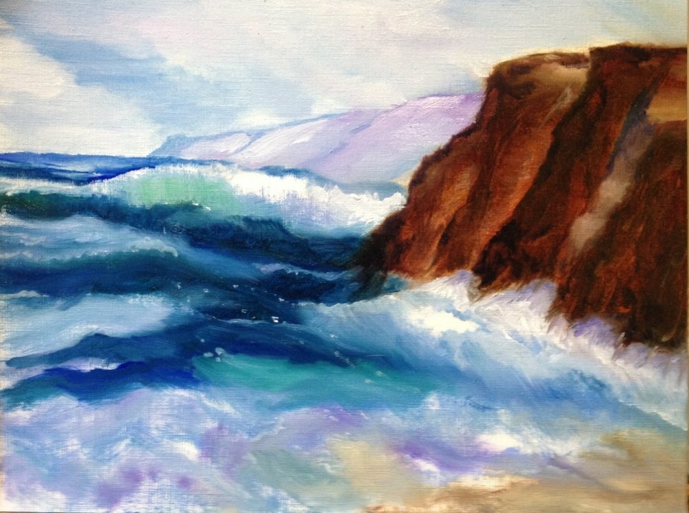 Seascape Sketch #2
