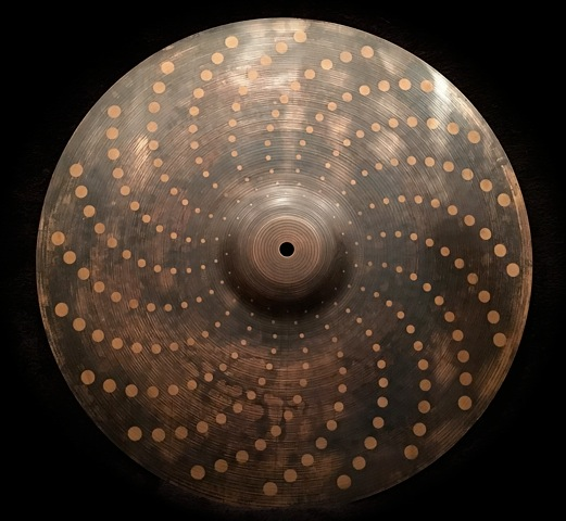 "18"" Crash Cymbal   Singularity Design"