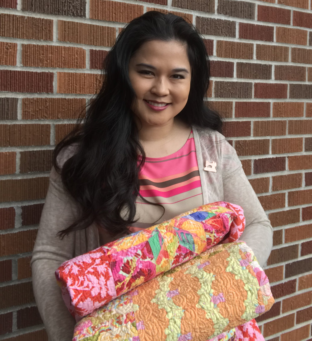 Quilts made by Cotton Cuts Brand Ambassador Elaina.jpg