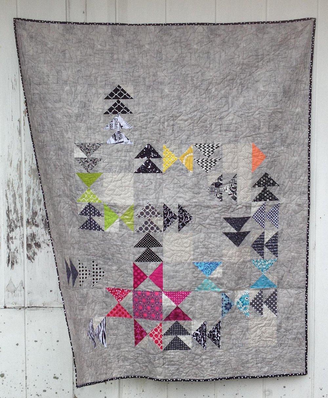 Star'D Quilt Pattern by Kristy Baum