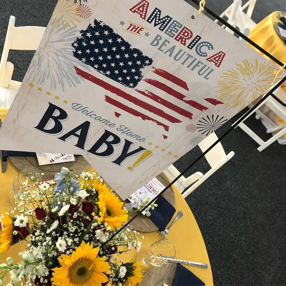 Operation Shower hosts Baby Showers for Military Families - Welcome Home Baby